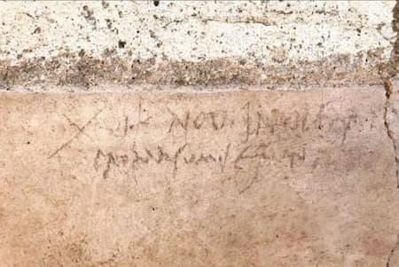 Les origines du graffiti
