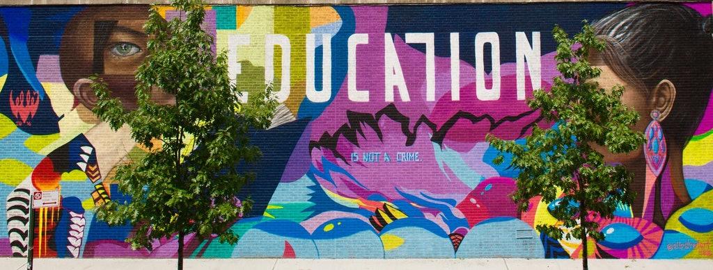 Le street art et son rôle dans l'education