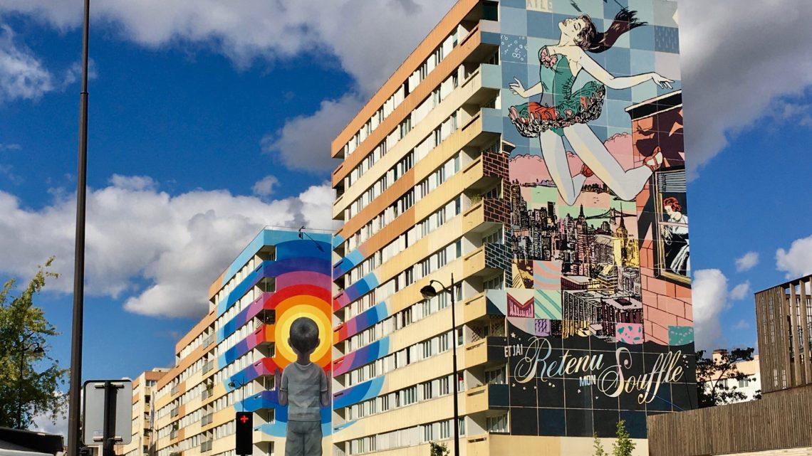Paris 13 et le street art
