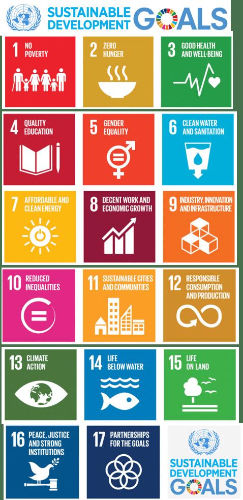 2030 UN Sustainable Development Goals