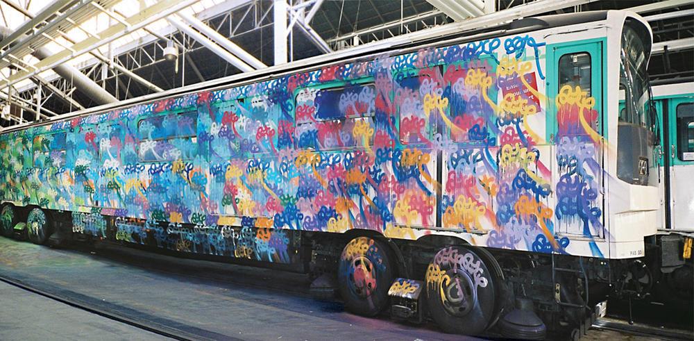 Whole RATP car Azyle